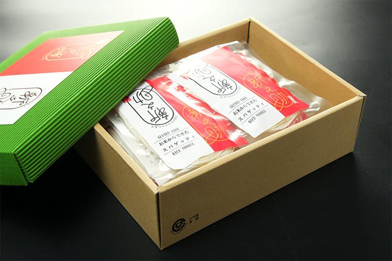 新潟県の新ブランド米「新之助」の米粉麺も誕生!
