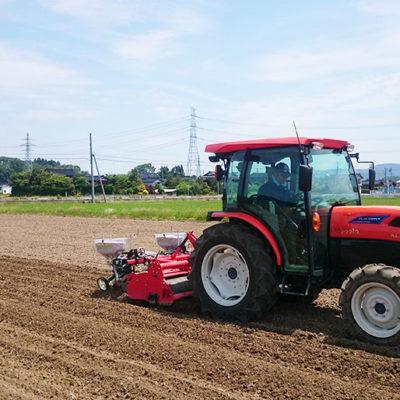 減農薬・減化学肥料に取り組む刈羽村