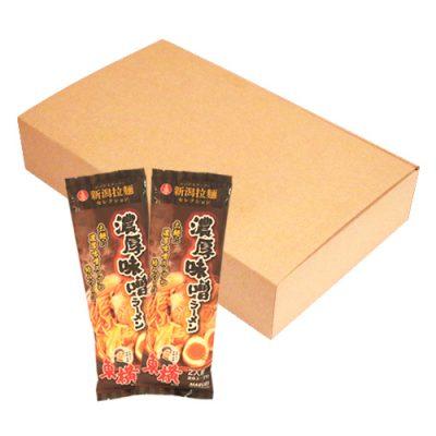 東横監修 濃厚味噌ラーメン 270g×4袋(8食入)