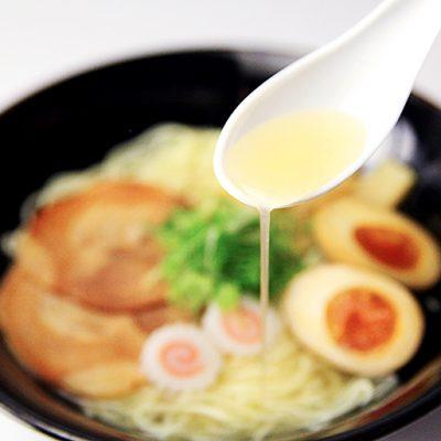 黄金のにぼしスープを再現