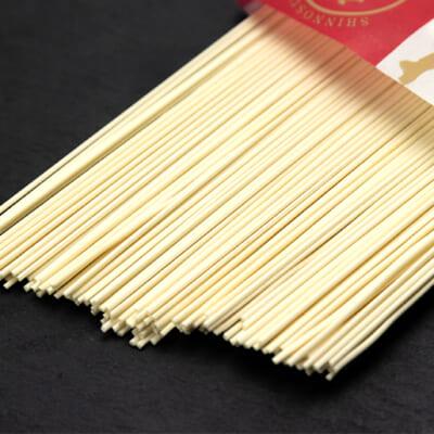 新之助米粉30%配合のもちもち細麺