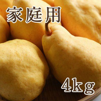 【家庭用】ル・レクチェ 4kg
