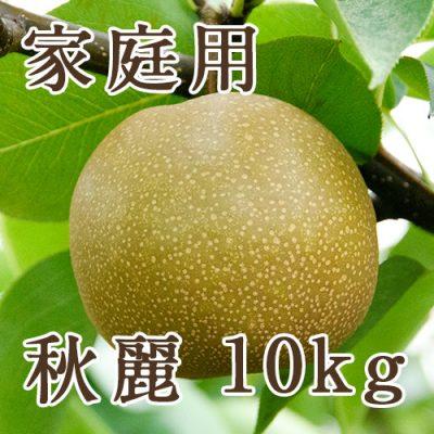 家庭用 秋麗 10kg(20~32玉)