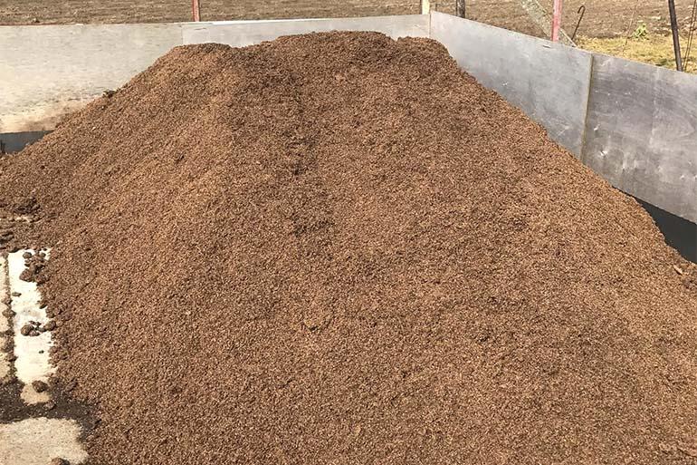 有機質肥料でより安全に!