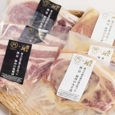 「吉乃川株式会社」とのコラボ商品