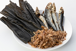 2.魚介ダシが効いた風味豊かな一品