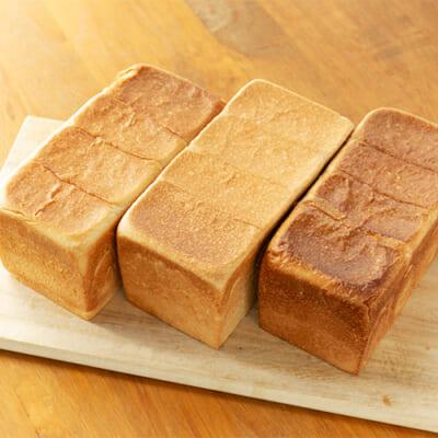魚沼の名水食パン 選べる3本セット