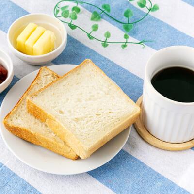農家レストラン「まつえんどん」の名物食パン
