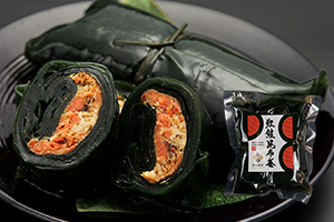 1.紅鮭昆布巻