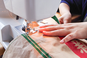 3.すべて手作りの丁寧な縫製