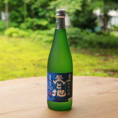 春日山 天と地 純米吟醸 720ml(4合)