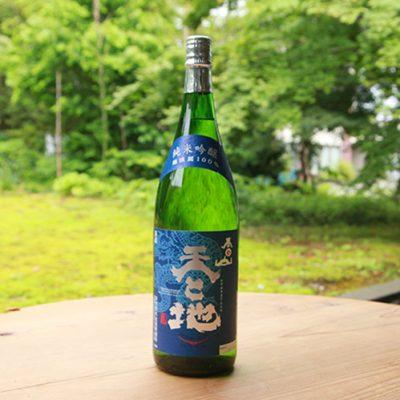 春日山 天と地 純米吟醸 1.8l(1升)
