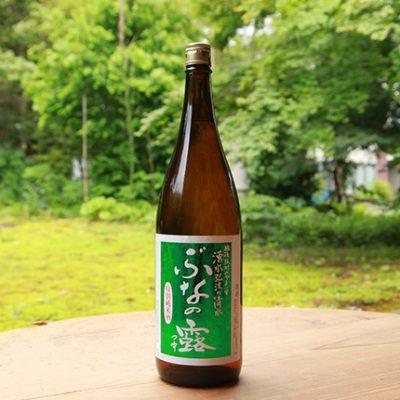 ぶなの露 特別純米酒 1.8l(1升)