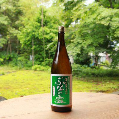 ぶなの露 特別純米酒