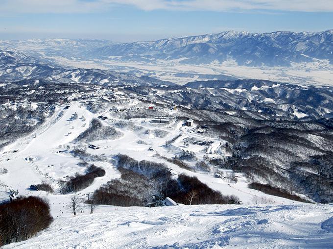 有数の豪雪地帯、スキーといえば妙高市