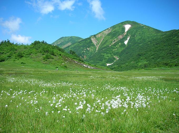 日本百名山、妙高の山々は魅力いっぱい