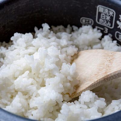 もっちりしっかりとした「コシのあるお米」