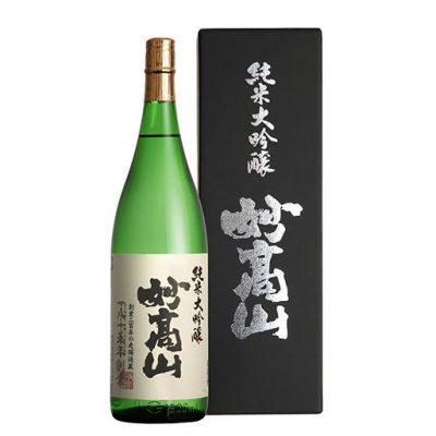 純米大吟醸 妙高山 720ml(4合)