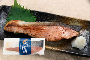 1.鮭の粕漬け