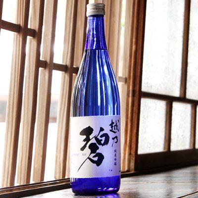 純米吟醸 越乃碧 1.8l(1升)