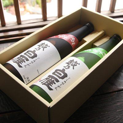 日本酒ビギナーセット(吟醸・純米吟醸) 720ml×2本