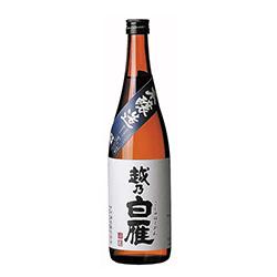 2.越乃白雁 本醸造