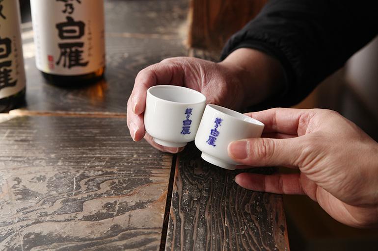 日本酒で親孝行しませんか?