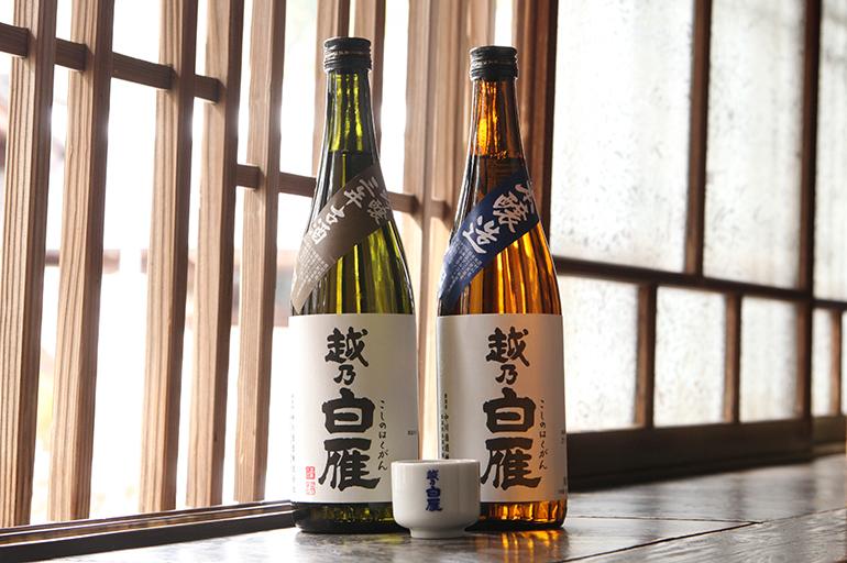 親子で一緒に新潟の美味しい日本酒を楽しむ!