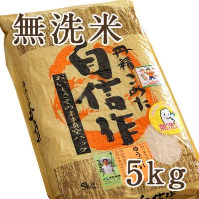 新潟産 ゆうだい21(特別栽培米)無洗米5kg