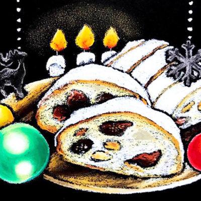 クリスマスのギフト・家族団らんに人気のシュトーレン