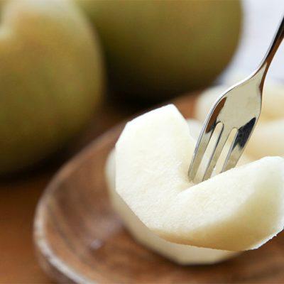 亀田観光ブルーベリー園の甘い梨は、贈答用にも人気です♪