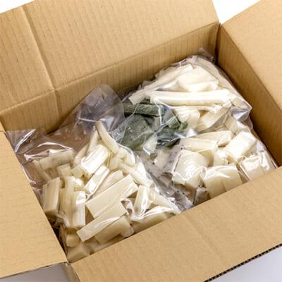 阿賀の白雪餅 お得な「はし餅」3袋セット