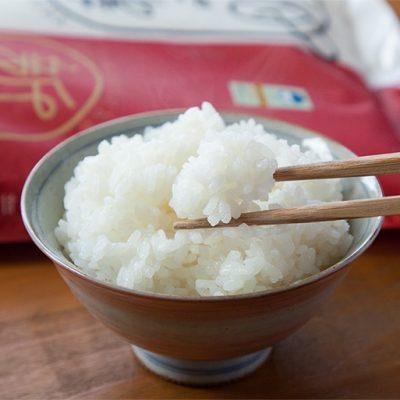 豊潤な甘みとコク、大粒が揃った新潟のブランド米「新之助」♪