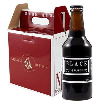 ブラックビール 6本入り ※化粧箱入り