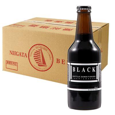 ブラックビール 24本入り