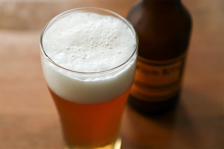 国内初の缶内・瓶内発酵!味わい深いビール