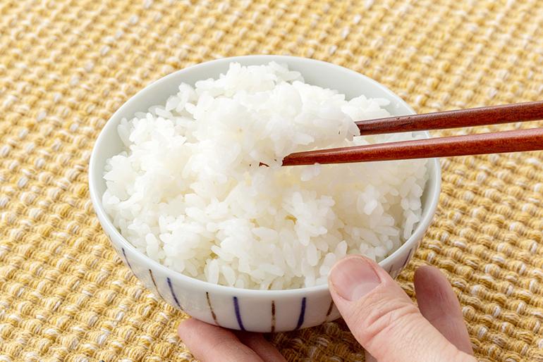 炊き上がりの美しいツヤが特徴の「ひかりっこ米」