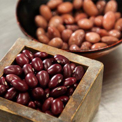 北海道十勝産小豆を100%使用