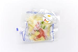 3.ホワイトソース味