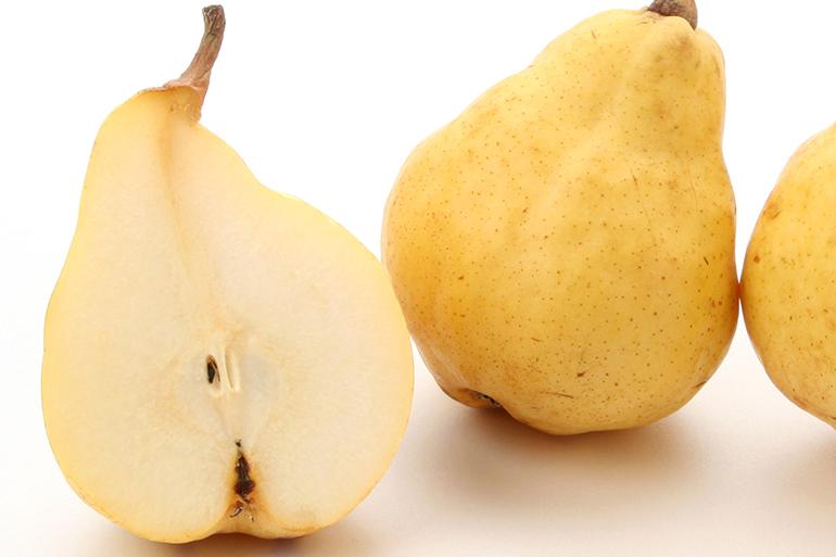 とろけるような舌触りと芳醇な香りを持つ高級洋梨