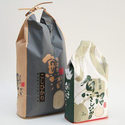 30年度米 魚沼産コシヒカリ(特別栽培米)