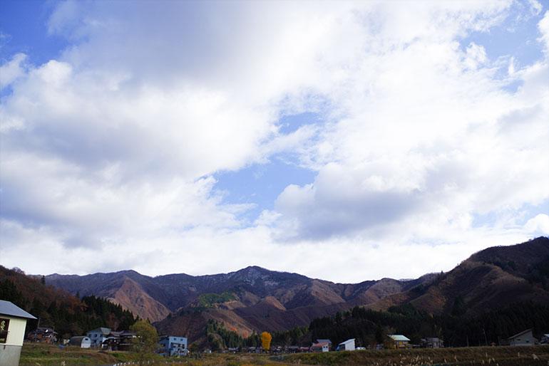 2.山の気候と豊富な水