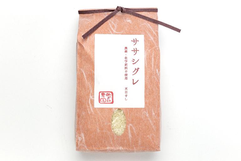 自然栽培に適した品種と注目される「ササシグレ」