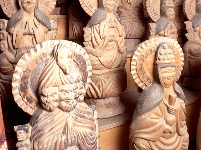文化財の宝庫