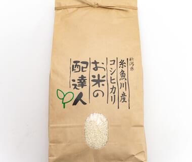 令和2年度米 糸魚川産コシヒカリ