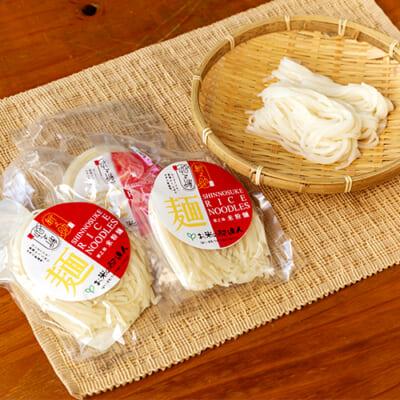 新之助の米粉麺