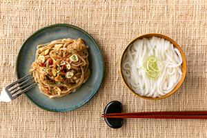 2.新之助の米粉麺