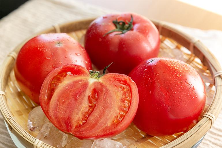 甘味と酸味がぎゅっと詰まったトマト