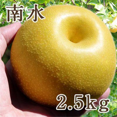 南水 2.5kg