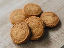 1.バタークッキー